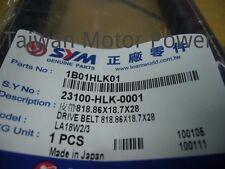 Free shipping GENUINE Parts V-BELT SYM JOYRIDE 200 150 180 GTS RV EURO (HLK)