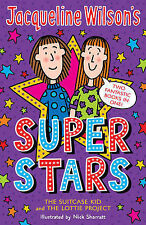 Jacqueline Wilson's Superstars: The Suitcase Kid and The Lottie Project, Jacquel