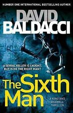 The Sixth Man by David Baldacci (Paperback, 2011) New Book