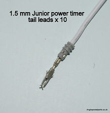 JPT JUNIOR POWER TIMER TERMINAL 1.5 mm TAIL LEADS....freepost
