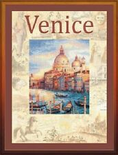 "Counted Cross Stitch Kit RIOLIS - ""Cities of the World. Venice"""