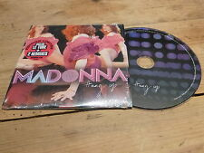 MADONNA - HUNG UP - FRENCH CD !!!!STICKER ON SLEEVE !!!!!!!
