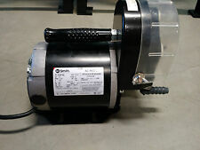 High flow metering peristaltic pump, 1/4 hp 120VAC, very good condition