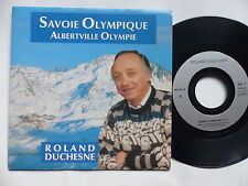 ROLAND DUCHESNE Savoie Olympique Albertville Olympie Jeux Olympiques RD93
