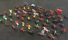 Vintage Hong Kong Giant Ho Plastic Soldiers Collection Tons Here