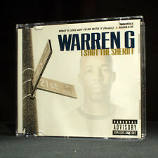 Warren G - I Shot The Sheriff - music cd EP