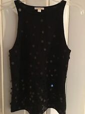 A Nice Mango Wool Tank Top Womens L with free shipping