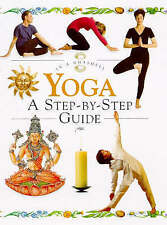 Yoga: A Step-By-Step Guide (In a Nutshell Series),VERYGOOD Book