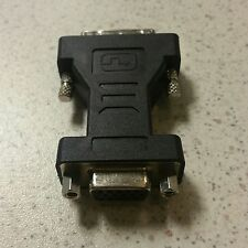 Inland VGA Female To DVI Male Adapter Very Good