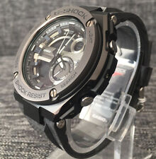 CASIO G SHOCK GST-210M-1A G STEEL LIMITED ANALOG & DIGITAL XLARGE BRAND NEW