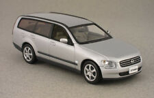 Nissan Stagea Wagon, Silver 2001 Cars, Kyosho J-Collection JC021  Diecast  1/43