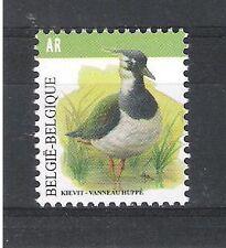 BELGIQUE - BELGIUM - BUZIN - OISEAUX / BIRDS (VANNEAU HUPPE - 1V**MNH