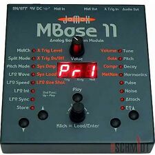 Jomox MBase 11 Analog Bass Drum Module