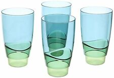 TUPPERWARE ELEGANZIA TUMBLERS - 475 ML EACH (4 PCS) - FESTIVAL BUMPER SALE