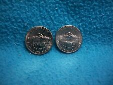 2007 P & D JEFFERSON NICKEL UNCIRCULATED 2 COINS