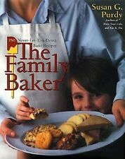 The Family Baker by Susan Purdy Never let you down recipes Great