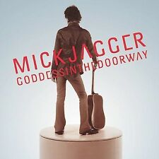 Mick Jagger Goddess in the Doorway CD Rolling Stones Lenny Kravitz FREE SHIPPING