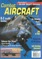 COMBAT AIRCRAFT V2 N11 WW2 USN PB4Y-1 LIBERATORS U-BOAT / RCAF CF-18 / CV-67 JFK