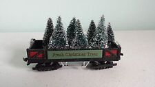 Lemax Replacement Fresh Christmas Tree Car Village Train