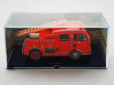 Miniature En voiture Tintin L'Île Noire Camion de Pompier Moulinsart Car Diecast