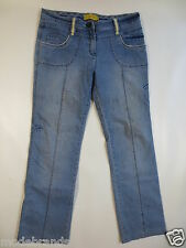 Jeans Stretchjeans ON PARLE DE VOUS 40 denim blue used /H36