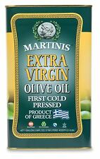 MARTINIS GREEK EXTRA VIRGIN OLIVE OIL, 3.8LT, GREECE