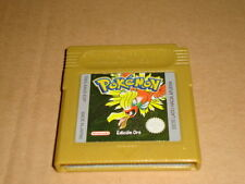 POKEMON EDICION ORO DMG-AAUS-ESP PARA LA NINTENDO GAME BOY COLOR NGBC USADO