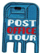 Girl Boy Cub POST OFFICE TOUR letter mail Patches Crests Badges SCOUT GUIDE Box