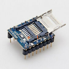 2PCS U-disk audio player TF SD card voice module MP3 Sound WTV020-SD-16P arduino