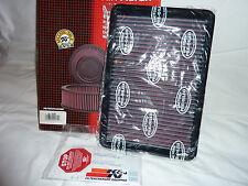 K&N-Sportluftfilter 33-2546  ALFA ROMEO  ALFETTA  -  SPIDER  -  6  -  75  -  90