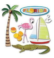 Jolee's Boutique Stickers - Florida  #1305