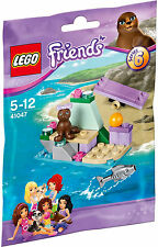 LEGO Friends Series 6 - 41047 Seal's Little Rock Brand New Unopened Kit