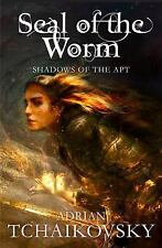 The Seal of the Worm (Shadows of the Apt), Tchaikovsky, Adrian, New Books