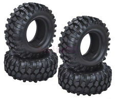 4PCS 95mm RC 1/10 Off-Road Car Buggy Beach Rock Crawler Rubber Tires Tyres 7006