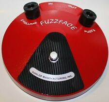 Dunlop JDF2 Fuzz Face Distortion Pedal, Original, Brand New In Box
