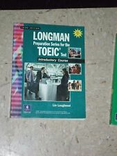 Longman PREPARATION SERIES FOR THE TOEIC TEST Introductory Course+Key+CD-Rom New