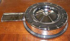 Vintage 1964 Pontiac GTO factory Chrome 4 barrel Air Cleaner Original Survivor