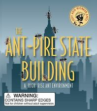 The Ant-pire State Building: A High-Rise Ant Environment (Me