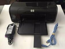 HP DeskJet D1660 Standard Inkjet Printer
