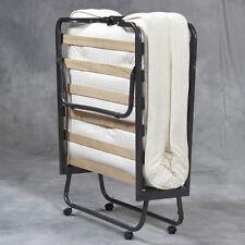 Folding Twin Bed Memory Foam Mattress Roll Away Guest Portable Sleeper Air Dorm