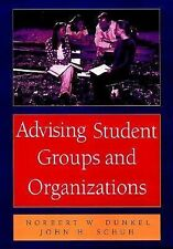 Advising Student Groups and Organizations, 8.5 X 11 (Jossey Bass Higher and Adul