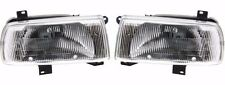 1993 - 1998 VW JETTA HEADLIGHT HEADLAMP HEAD LIGHT LAMP RIGHT & LEFT