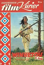 MFK 15 | WINNETOU 2. Teil | Pierre Brice | Lex Barker | Karl May | Top-Zustand