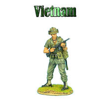 VN006 US 25th Infantry Division Standing with Ithaca 37 Shotgun by First Legion