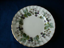 "Royal Worcester Lavinia (cream) 6 1/8"" replacement china side plate - scratches"