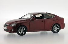 Jcollection 1:43 JC115 Lexus IS220d Red NEW