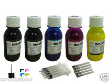 Refill Pigment ink kit for HP 940 940XL Pro 8500 5x4oz