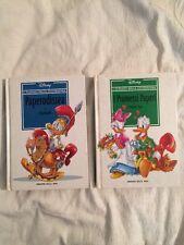 Coppia Di Libri Collana I Classici Della Letteratura Disney
