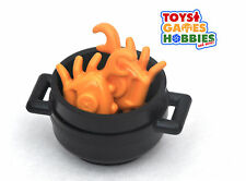 *NEW* LEGO Pot of 2 Crabs - Seafood Restaurant Cook Chef Bake Dinner Food Crab