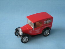 Matchbox Yesteryear Austin 7 Van Castrol Model Car 65mm Long